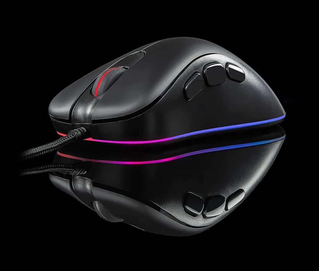 Cosmic Byte Hydra RGB Gaming Mouse best gifts under 1000 rupees
