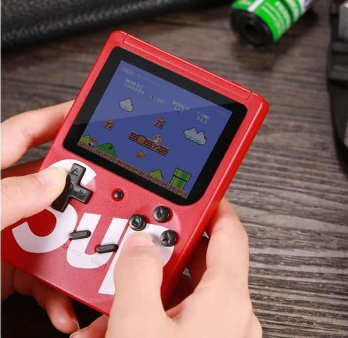 Handheld Classic Retro Video Gaming Player