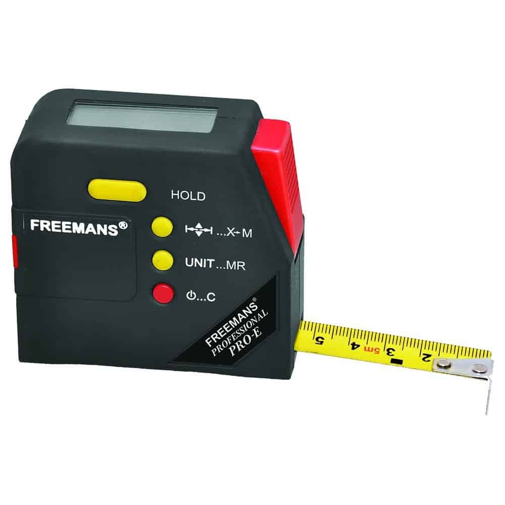 FREEMANS Digital Measuring Tape