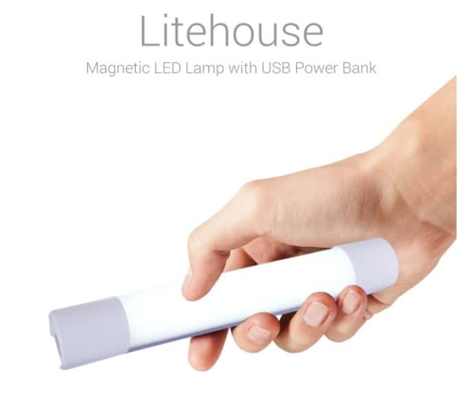Portronics Litehouse POR-629 Magnetic LED Lamp