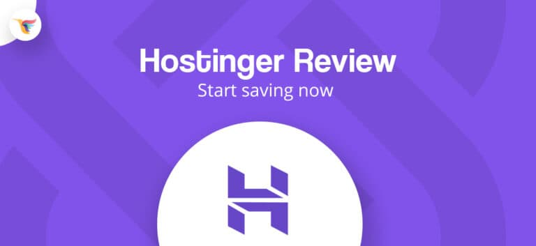 hostinger shared web hosting