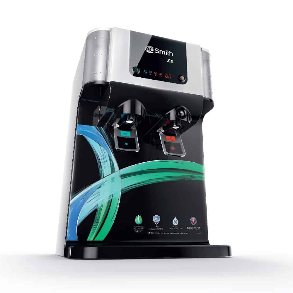 Ao smith ro water filter in india