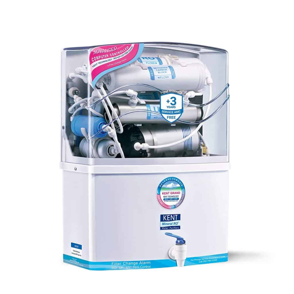 Kent grand ro water purifier in india