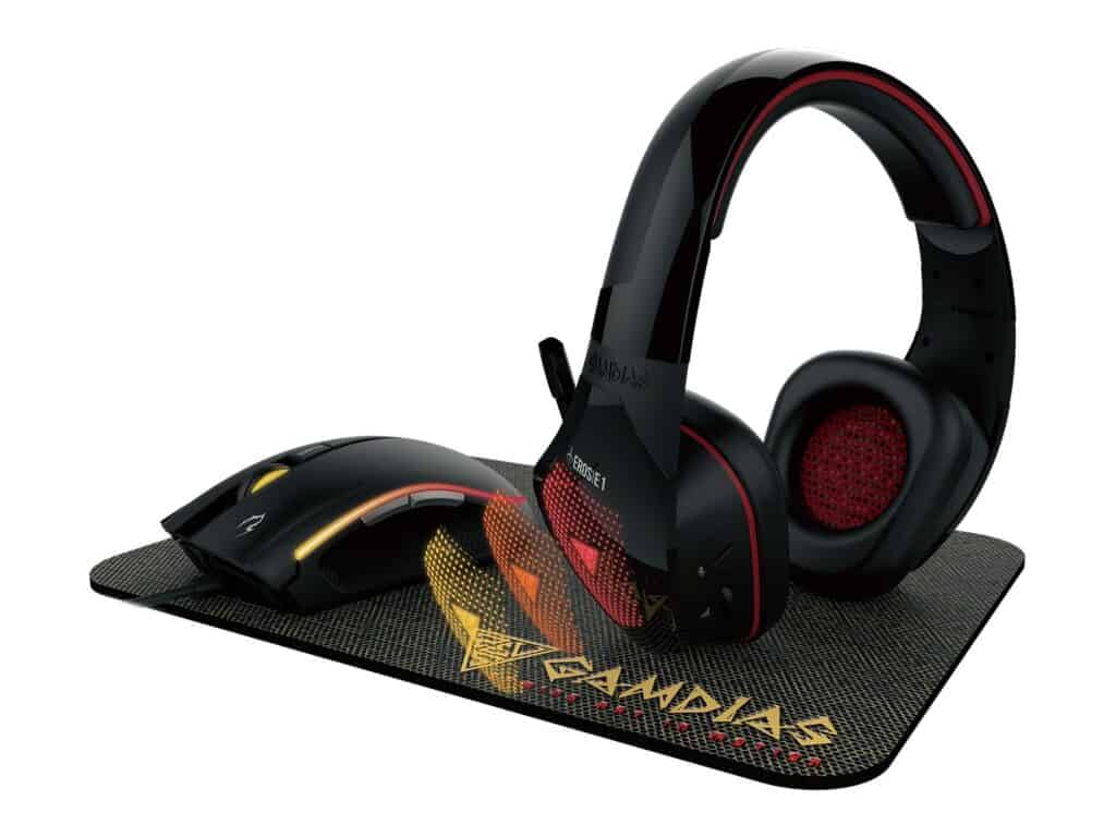 Gamdias Artemis E1 3in 1 Combo Gaming Headphone