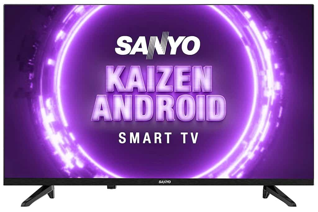 Sanyo Kaizen Series HD ready smart LED tv