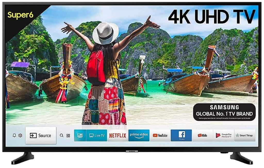 samsung 43 inch 4k uhd led tv