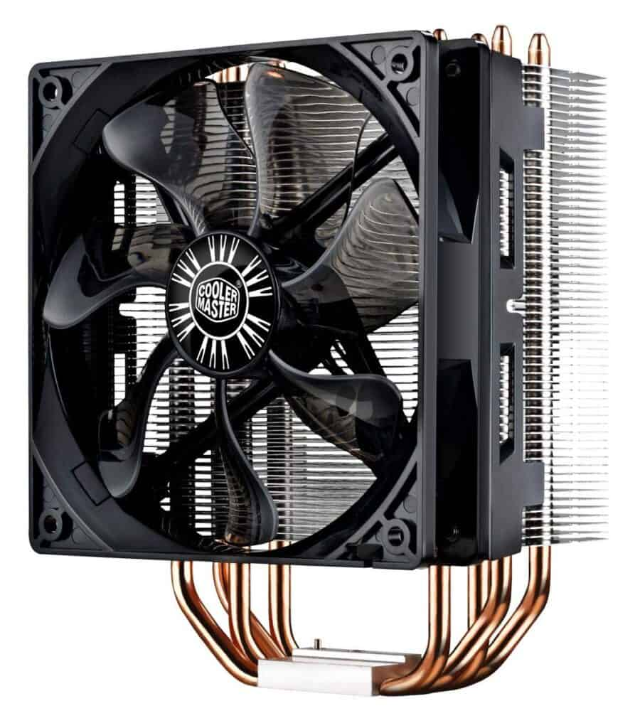 cooler master cpu fan hyper 212 evo